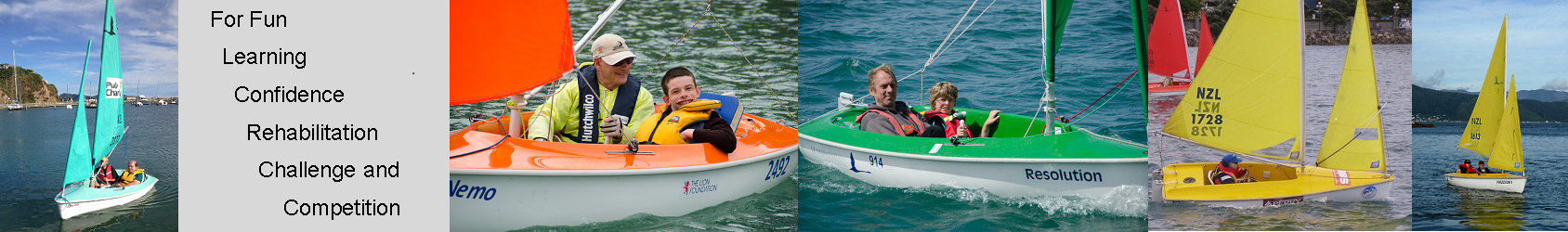 Sailing for People with disabilities